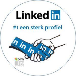 LinkedIn 1 een sterk profiel